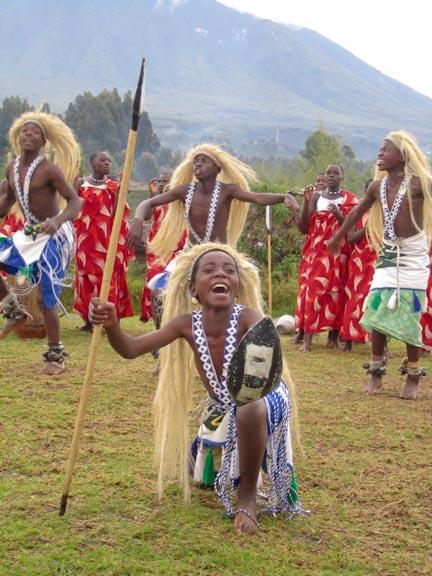 Gorilla Dancers