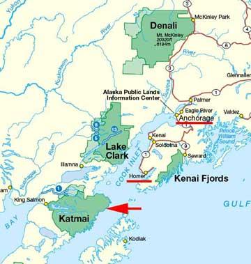 Katmai National Park in Alaska Long Beach Animal Hospital
