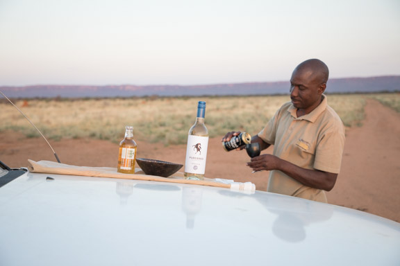 Cheetah-conservation-fund-sundowner-drinks-guide