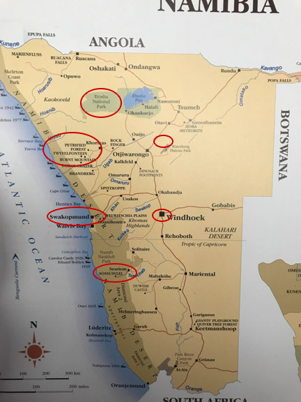 Namibia-map-sites