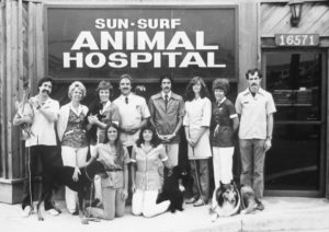 Animal Hospital Staff